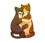snuggles by TobiIsTheHero