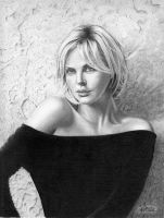 Charlize Theron by jeffro70