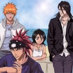 BLEACH by KIBA-13