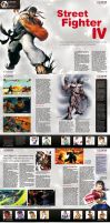 StreetFighterIV Review Design by lordmanchae