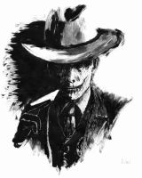 Skull Face: Here's to You by Kimi-the-Sioux