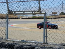 New Boss 302 LS at Laguna Seca by Partywave