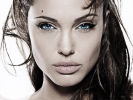 Angelina Jolie is Intense by TheDeviant426