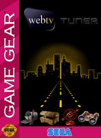 WebTV Tuner [Box Art] by BLUEamnesiac