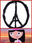 Isabella Reacts To The Paris Attack by FrankWick