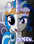MLP - Two Sides of Queen Majesty (G1) by Starbat