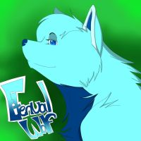 EternalWolf's Icon (REQUEST) by Isykol