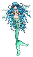 Day 5 - Mermaid by devdasi