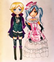 -Victoria and alois- by kittysophie