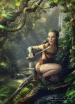 In the jungle by NM-art