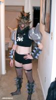 Halloween Costume 2005 by edf