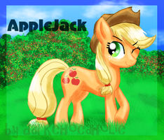 AppleBuck by DarkChocaholic