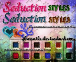 + Seduction styles by JustiinBiieberUsmile