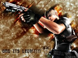 LEON FANGIRLS ASSEMBLE '_' by Mightyninj4