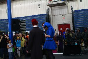 Pop Culture Expo 2014 - Dr. Who by VideoGameStupid