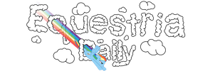 Equestria Daily Banner by Fiftyniner