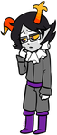 _PC:ChibiBacchus_ by RobicTheEscapist