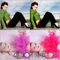 PHOTOSHOP ACTION+PiNK by oursolemnhour89