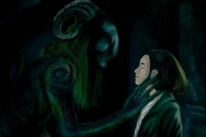 Pans Labyrinth by DarkEnenra