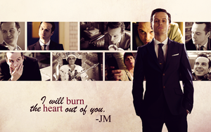 BBC Sherlock Wallpaper - Jim by Sidhrat