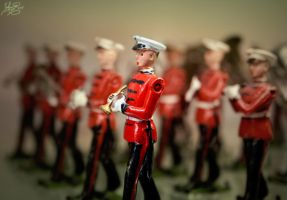 Tin Soldiers by terral
