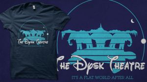 The Dysk Theatre t-shirt by Nox-dl