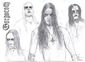 Gorgoroth by iampagan