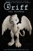 Griff the Griffon by TheMushroomPeddler