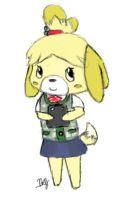 Isabelle by Bluebird9209