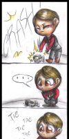 Hannibal - Sometimes i drop a teacup to shatter by FuriarossaAndMimma