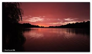 Renmark Sunset by ldo