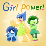 Girl power! by TraLaLayla