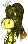 Kips Halloween Cos by large-rarge