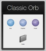 Classic Orb by lgdnp