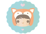 Kawaii Fox Hat by apparate