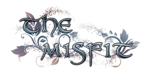The Misfit - Logo by Tarunyada