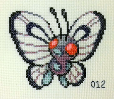 012-Butterfree by ainhi90
