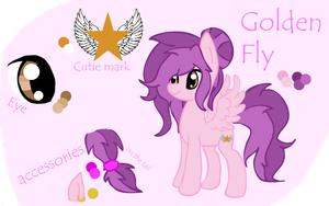 Golden Fly Reference by Golden-fly