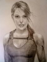 Tomb Raider Underworld Lara by Cam-e