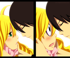 Mavis and Zeref ~ FT 449 by DarkMaza
