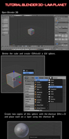 Blender 2.5 - Planet - Part1 by daniellf
