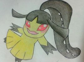 Mawile by ForestArcherBoy