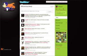 twitter Suppaman by kcaudesign