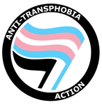 ANTI-TRANSPHOBIA ACTION by quinnypin