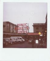 Pike Place Market by margotdent
