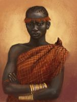 african by Fleret