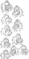 .:BJ Expressions:. by Goosie-Boosie