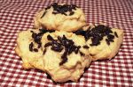 Light biscuits with chocolate chips by kivrin82