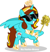 Swaggy Kp Upload by Vector-Brony