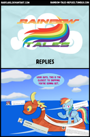 Rainbow Tales Replies: Shipping along the Seas by Narflarg